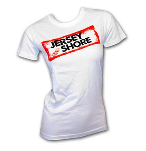 the jersey shore logo. JERSEY SHORE Logo Babydoll T