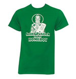 Tシャツ St. Patrick Is My Homeboy Funny