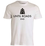 Polyester T-shirt with sublimation printing - Until Roads End