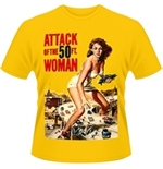 T-シャツ Attack Of The 50FT Woman 121121