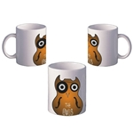Ceramic Mug - The Owls