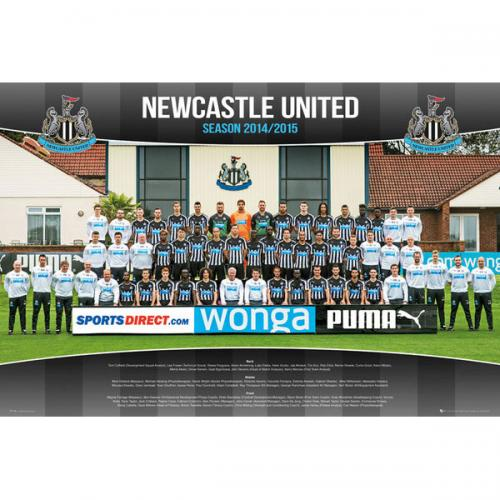 ポスター Newcastle United 125670