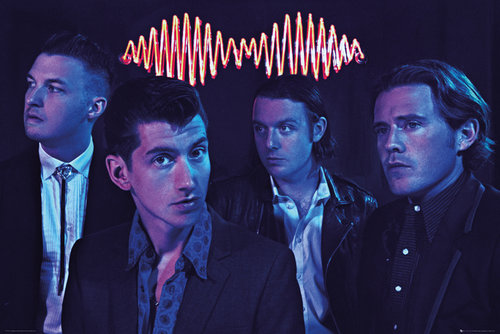ポスター Arctic Monkeys 132349
