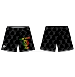 Men's Swimming Trunk with Texture Logo - Good Vibes Crew