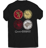 T-シャツ Game of Thrones 136804