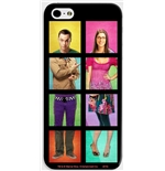 Big Bang Theory Smartphone Case - Sheldon and Bernadette