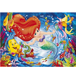 パズルズ The Little Mermaid 146354