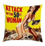 枕 Attack Of The 50FT Woman 178615