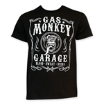 T-シャツ Gas Monkey Garage 192140