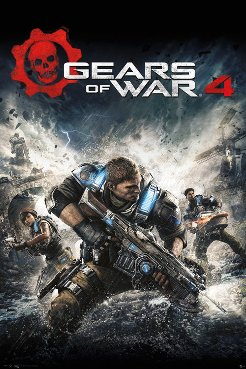 ポスター Gears of War 220494