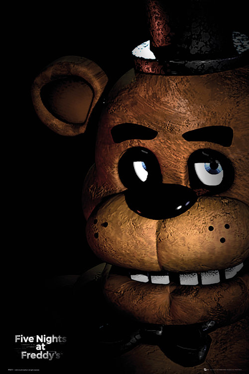 ポスター Five Nights at Freddy's 227275