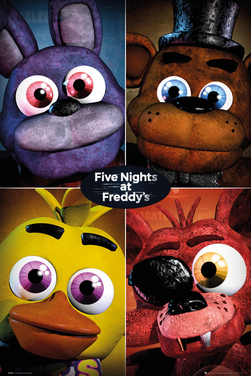 ポスター Five Nights at Freddy's 227276