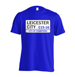 T-シャツ Leicester City F.C. 235206