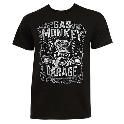 T-シャツ Gas Monkey Garage 235691