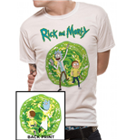 T-シャツ Rick and Morty 263307