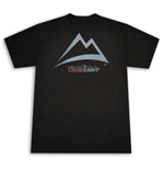 Tシャツ クアーズライト Mountain Outline