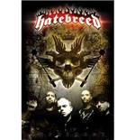 ポスター Hatebreed 48072