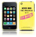 iPhoneカバー3G/3GS  Never Mind Sex Pistols