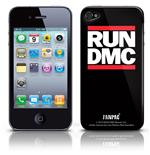 Cover Skin  iPhone 4G   Run Dmc