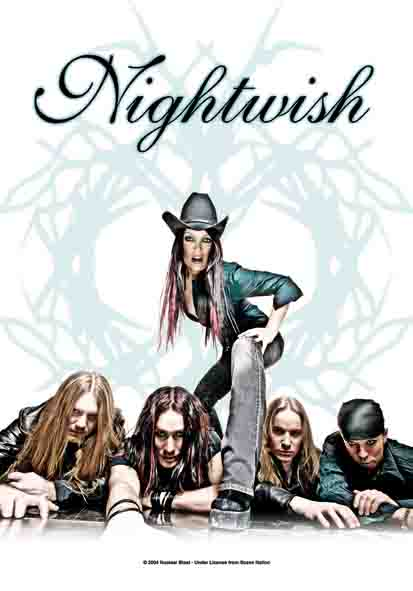 旗 Nightwish 70131
