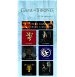 マグネット Game of Thrones 85499