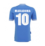 2013-14 Napoli Replica Home Shirt (Maradona 10)