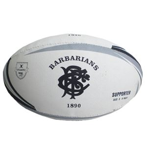 Barbarians Rugby Ball Supporter