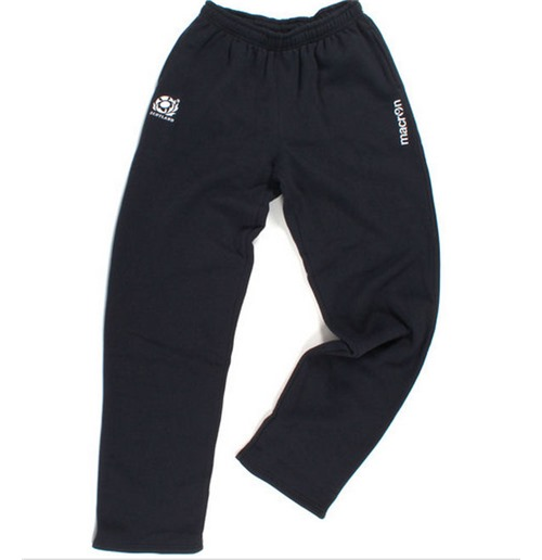 2013-14 Scotland Macron Rugby Cotton Pants (Navy)