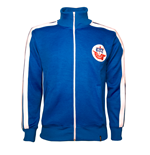 Hansa Rostock 1970's Retro Jacket polyester / cotton