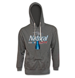 NATURAL LIGHT Natty Logo Beer Pouch Sweatshirt Hoodie