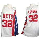New York Nets Hardwood Classic Julius Erving Jersey