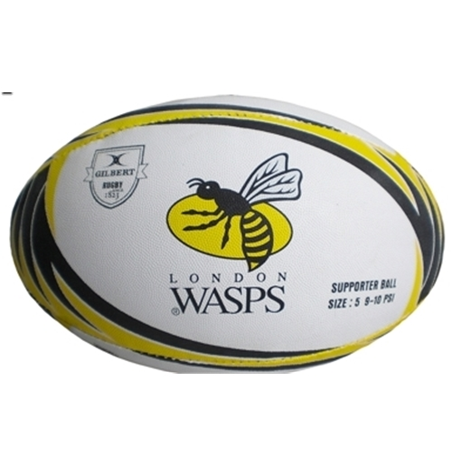 Wasps Rugby Ball Supporters