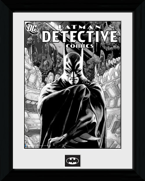 Batman Detective Framed Print