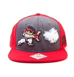 Street Fighter Snap Back Baseball Cap Ryu