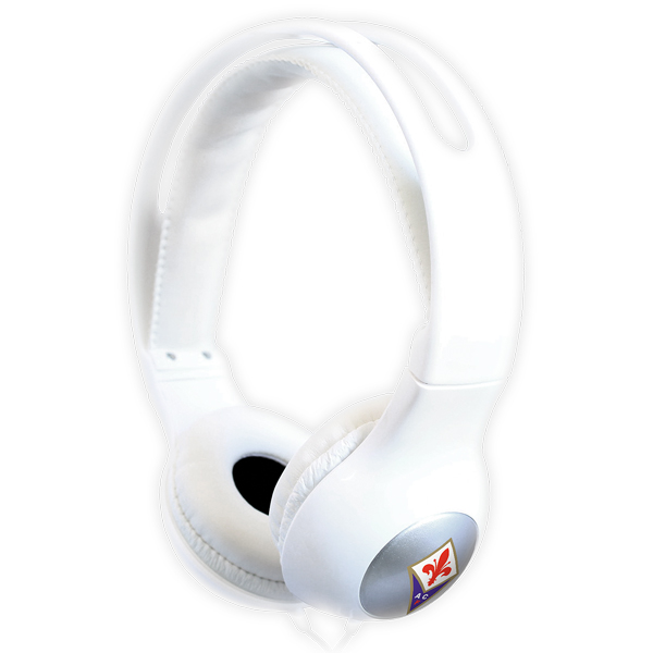 ACF Fiorentina Headphones with mic