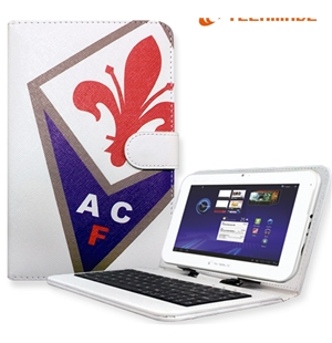 "ACF Fiorentina Tablet 7"" USB Keyboard with case"
