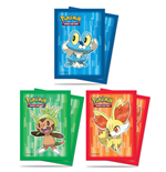Pokemon Deck Protector Card Sleeves XY Display (9)