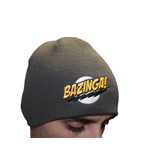 The Big Bang Theory Beanie Grey Bazinga