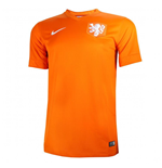 2014-15 Holland Home World Cup Football Shirt