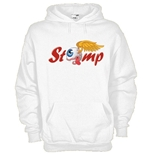 Hoodie with flex printing - STOMP