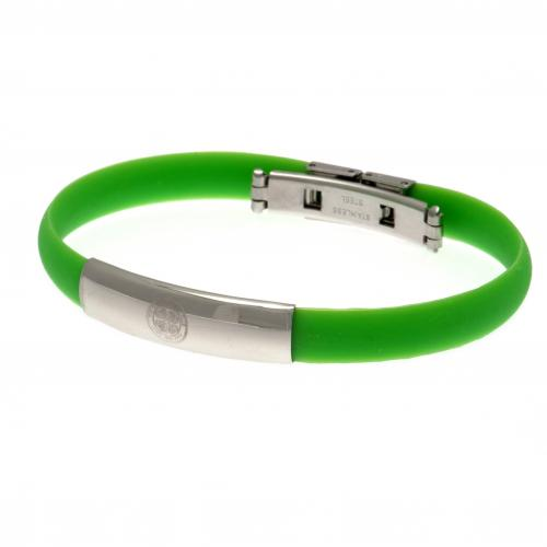 Celtic F.C. Colour Silicone Bracelet