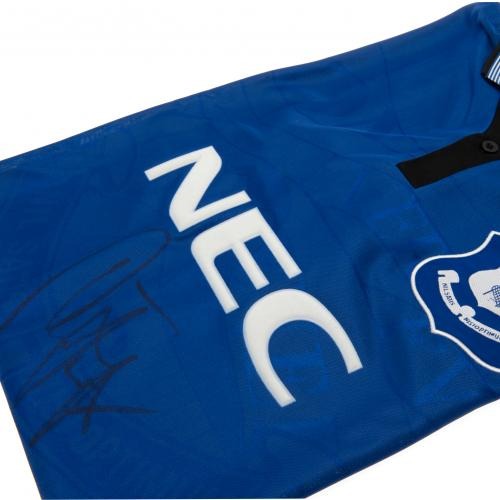 Everton F.C. Ferguson Signed Shirt