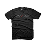 ASSASSIN'S CREED Assassin Small T-Shirt, Black