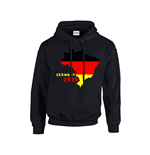 Germany 2014 Country Flag Hoody (black)