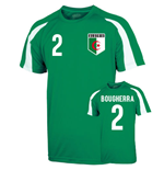 Algeria Sports Training Jersey (bougherra 2)