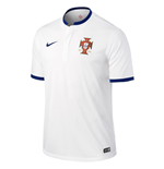 2014-15 Portugal Away World Cup Football Shirt