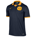2014-15 Australia Away World Cup Football Shirt