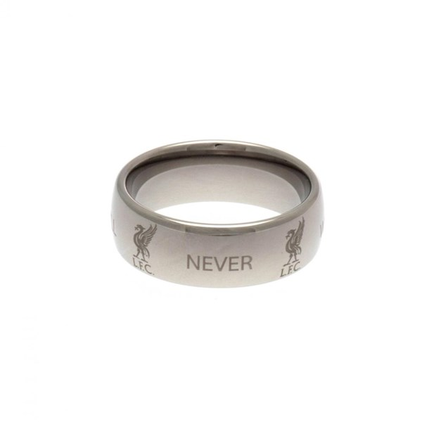 Liverpool F.C. Super Titanium Ring Medium