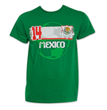 Mexico Soccer Team WORLD CUP Jersey Shirt