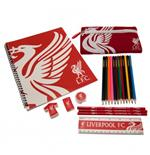 Liverpool F.C. Ultimate Stationery Set